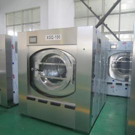 洗衣房用水洗设备 100公斤水洗机价格
