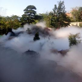 喷雾造景设备