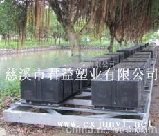 君益厂家销售规格齐全的滚塑浮箱,塑料浮箱1.2米