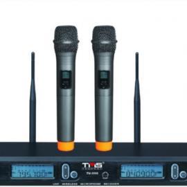 供应TM-3006一拖二无线话筒