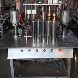 河北聚氨酯泡沫胶填缝剂灌装机器就是好