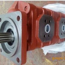 供应煤矿用液压坑道钻机液压泵/双联泵/三联泵