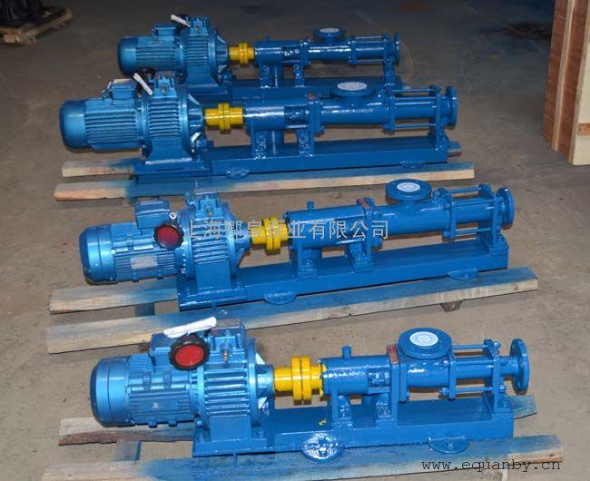 FG25-1不锈钢螺杆泵
