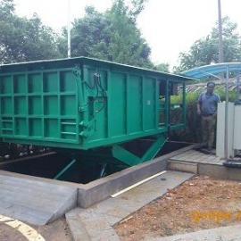 四川环卫设备厂家销售/四川地埋式压缩垃圾站购买安装请找得力