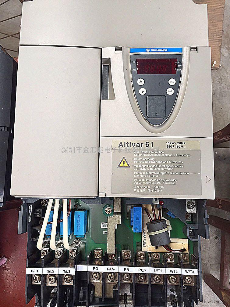 atv61施耐德变频器维修