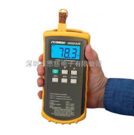 HH502双通道温度计J型或K型输入
