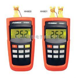 HH801A单通道温度记录仪带数据存储