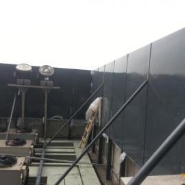 中央空调噪音治理,中央空调隔音做法,中央空调