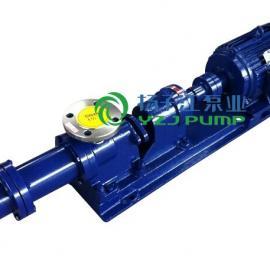 螺�U泵:I-1B系列��{泵(整�w不�P�) 耐腐�g��{泵