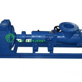 螺杆泵:G型手轮调速无级变速单螺杆泵