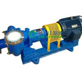 �P子江化工泵:PWF型耐腐�g污水泵