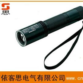 JW7620固态微型强光防爆电筒可视距离达5000米以上