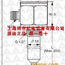 防爆流量开关SP170-1-DV-C-0050