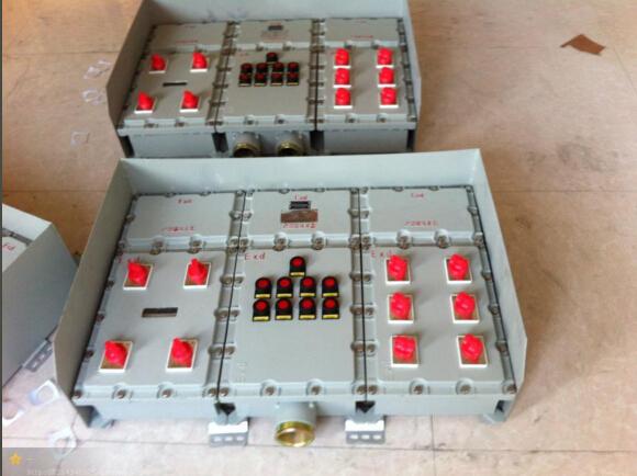 粉尘防爆电气控制柜 粉尘防爆控制柜定做