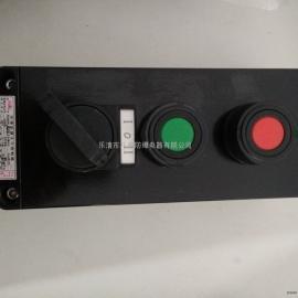 两钮一开关防爆防腐控制按钮 BZA8050-A2K1G