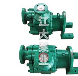 江大泵业直销ZCQB-F氟塑料自吸磁力泵