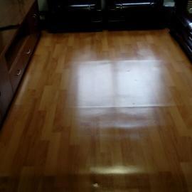 地板(地砖)上装地暖