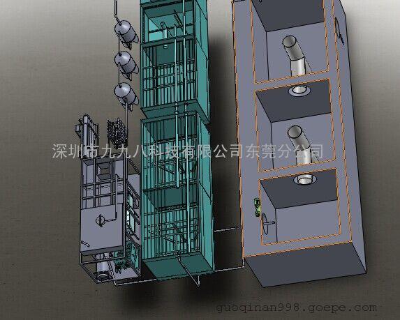 城市粪便无害化处理中心成套设备-城市粪便处理厂