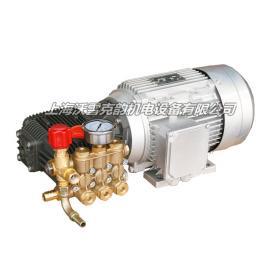 38升大流量高压泵喷雾机机组造雾降尘景观消毒机组