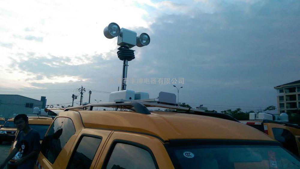 星际CFA25270/CFA252150车载移动照明设备