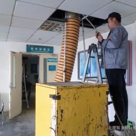 低价承接空调通风系统清洗工程