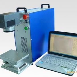 成都金属五金激光刻字打标机/激光打码机/洁具打标机