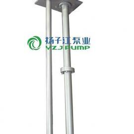 YW立式液下泵|液下无堵塞排污泵|不锈钢液下式排污泵