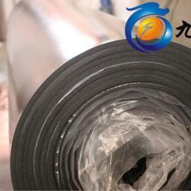 高压绝缘胶垫 黑色8mm绝缘胶垫 广东九腾厂家直销