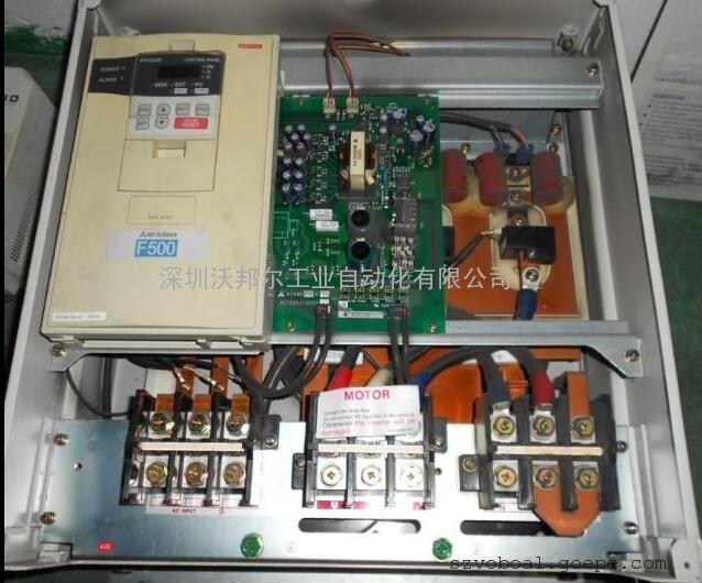 三菱变频器维修OC1报警