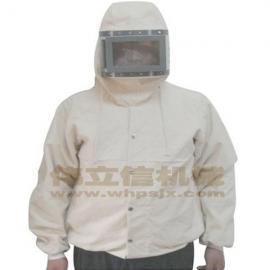 武汉喷砂专用防护服