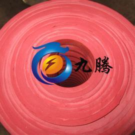 高压绝缘垫 红色12mm绝缘胶垫 厂家生产加工