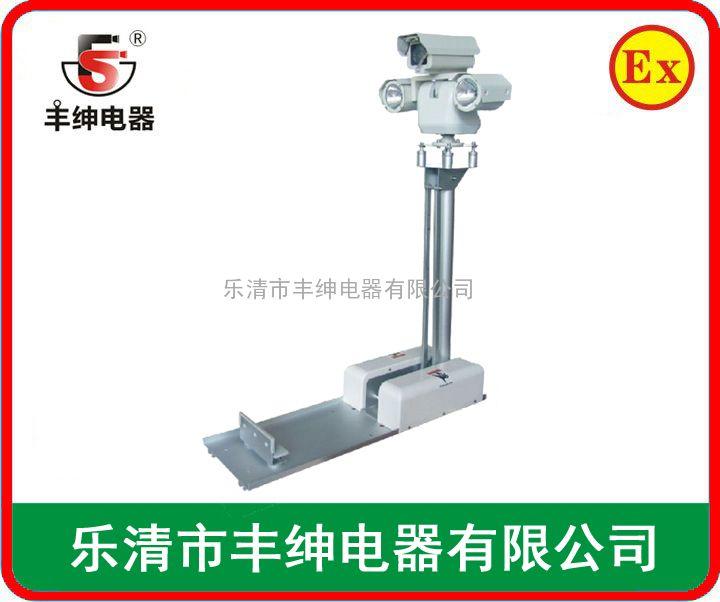 CFS装摄像支架的车载移动照明设备