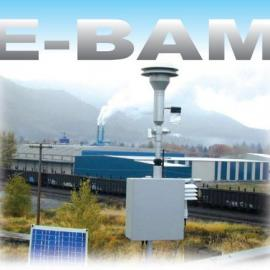 便携移动式空气颗粒物监测仪E-BAM