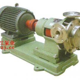 漩涡泵:NGCW-b系列高温保温磁力旋涡泵
