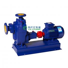 ZW型�o堵塞自吸式污水泵