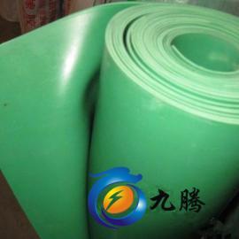 厂家直销 高压绝缘胶板 12mm绿色绝缘胶板