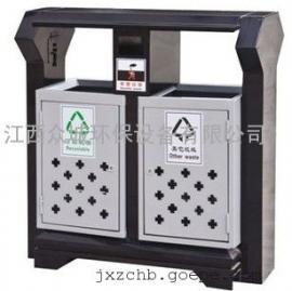 供应众城冲孔垃圾桶ck015