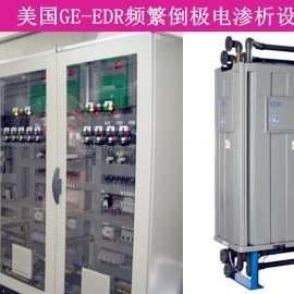 美国GE-EDR频繁倒极电渗析设备2020-2L-2S