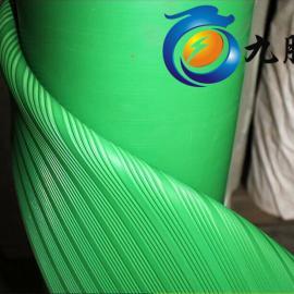 绿色防滑绝缘橡胶垫 广东生产绝缘橡胶垫厂家