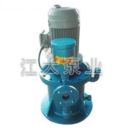 江大泵业WFB (立式) 氟合金无密封自控自吸泵