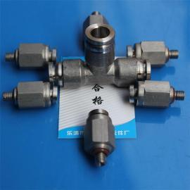 不锈钢G螺纹直通接头PC4-M5/PC4-M6/PC6-M5/PC6-M6