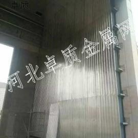 穿孔彩钢压型吸音板机房幕墙吊顶消音板