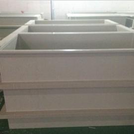沧州聚氯乙烯酸洗槽PP电镀槽PVC磷化池批发定制