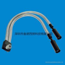 双管形硬质冷光纤