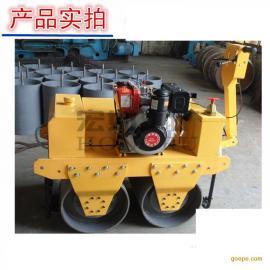 HYL-S600手扶式双钢轮压路机
