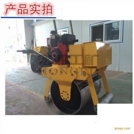 HYL-600小型单轮压路机