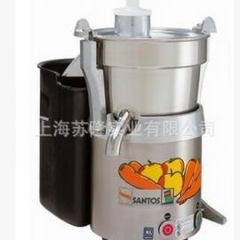 法国山度士#28榨汁机、山度士#28商用静音型榨汁机