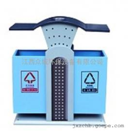 供应众城冲孔垃圾桶ck014