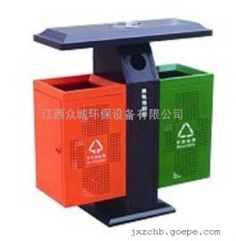 供应众城冲孔垃圾桶ck025