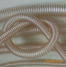 厂家生产直销焊烟抽排钢丝伸缩PU管